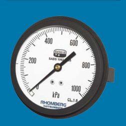 PBU PBM gauge