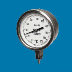 TPS Bi-Metal Thermometers