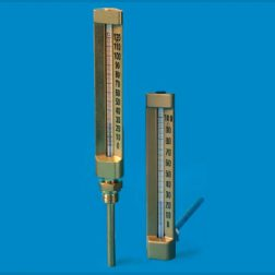 V-Line Glass Thermometers